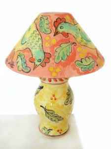 chicken lampshade